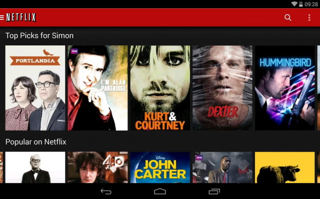 Netflix_Android_tablet_app_screenshot