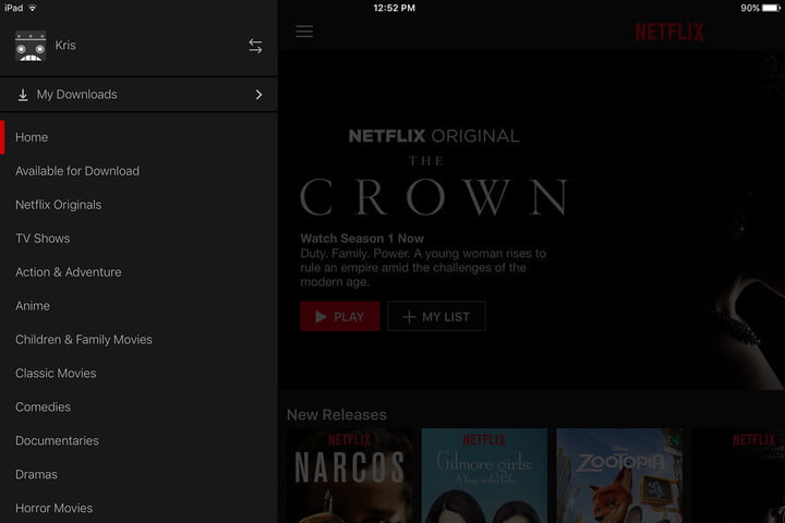 how to download movies and tv shows from netflix screens
