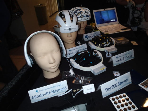 Neurogaming headsets