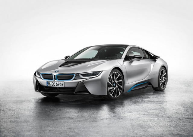 frankfurt  is a wave of high tech hybrids and evs carving out new luxury car segment bmw i