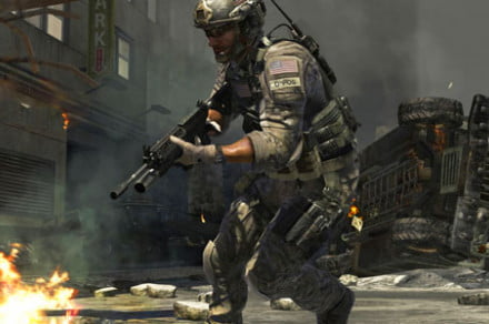 Hands-on with Modern Warfare 3's Spec Ops Survival mode