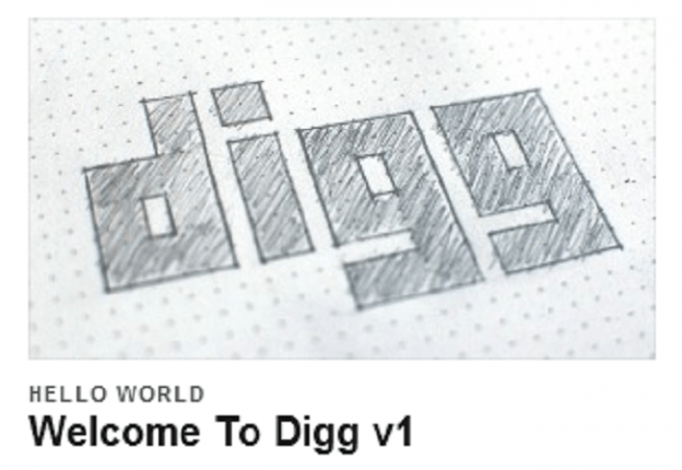 new digg launch