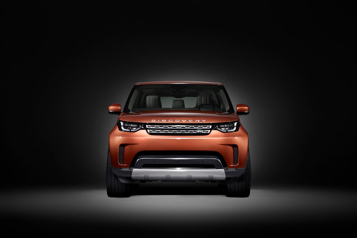 land rover discover confirmed for paris motor show discovery teaser