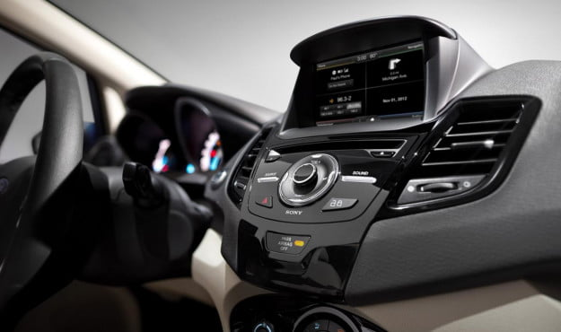 Ford MyTouch Infotainment System