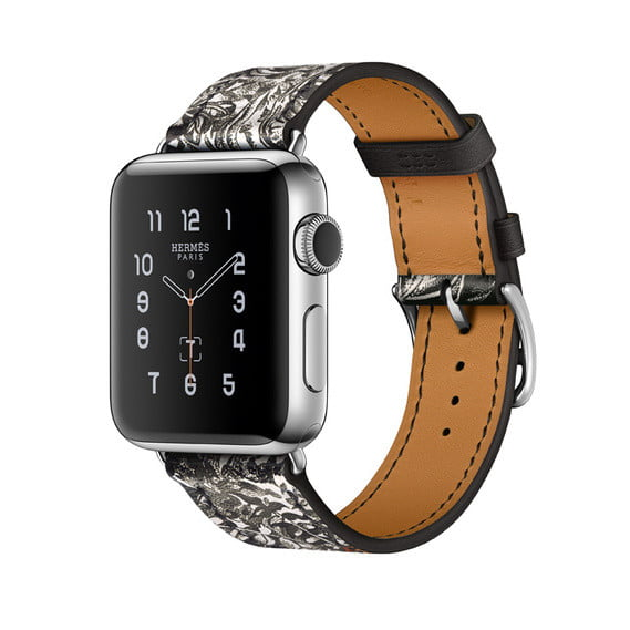 new hermes apple watch band