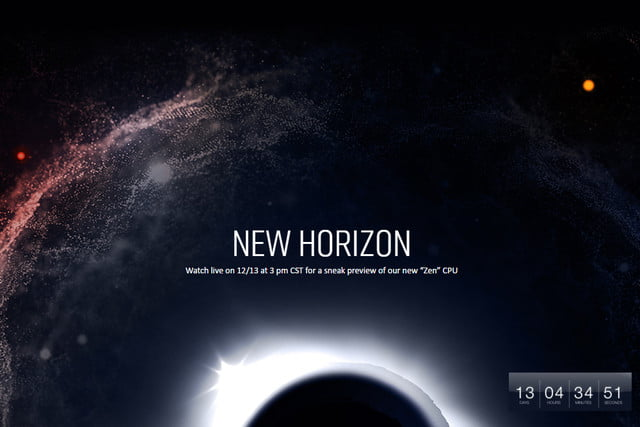 amd zen public event new horizon austin texas