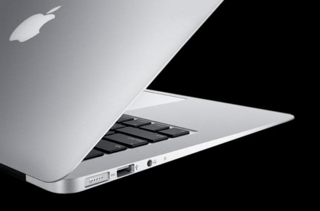 new macbook air hard drive