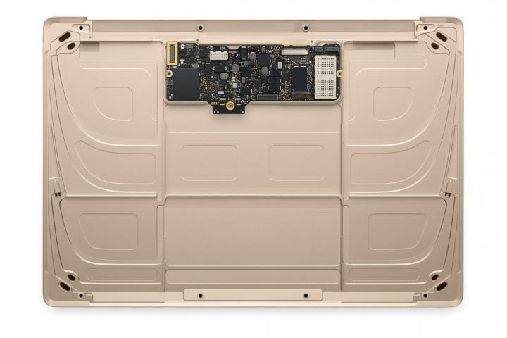 new macbook smaller than raspberry pi logic board