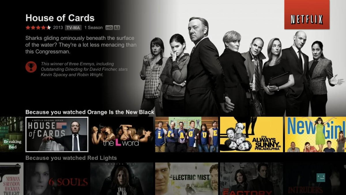 netflix hdtv getting brand new look tv experience us