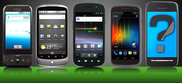 New nexus phones google
