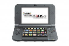 new nintendo  ds xl review press image