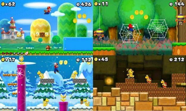 New Super Mario Bros 2 E3 2012 part 2