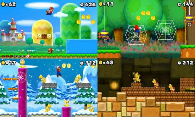 New Super Mario Bros 2 for 3DS