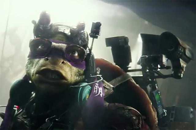 new trailer teenage mutant ninja turtles offers better look donatello raphael