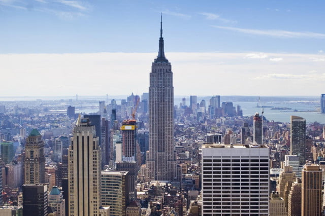 free wi fi nyc harlem bloomberg wireless announcement may  release new york skyline