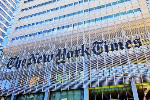 new york times goes free with redesigned ios app