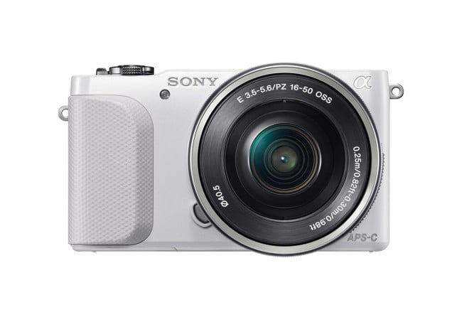 sony unveils entry level nex  n front wselp wh