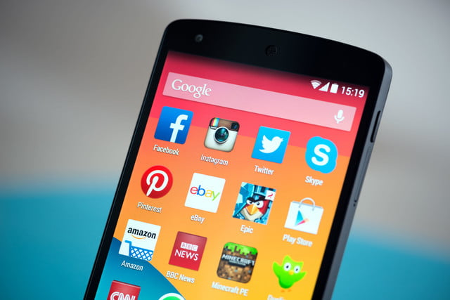 android app spend could overtake ios nexus  smartphone