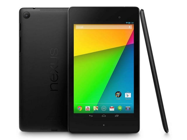 nexus  inch tablet reportedly way