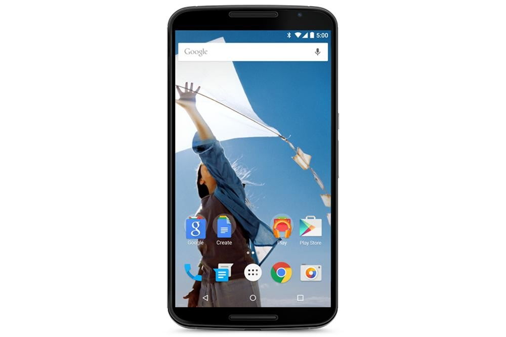 Nexus 6 Press