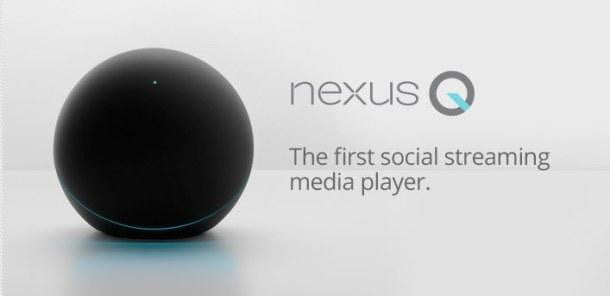 Google unveils Nexus Q social streaming media player