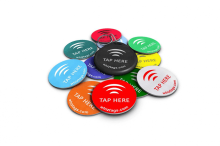 WhizTags NFC Tags