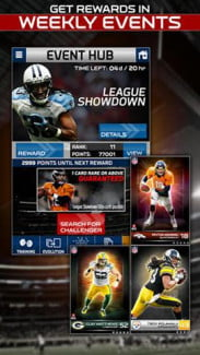 NFL Matchups Live screenshot