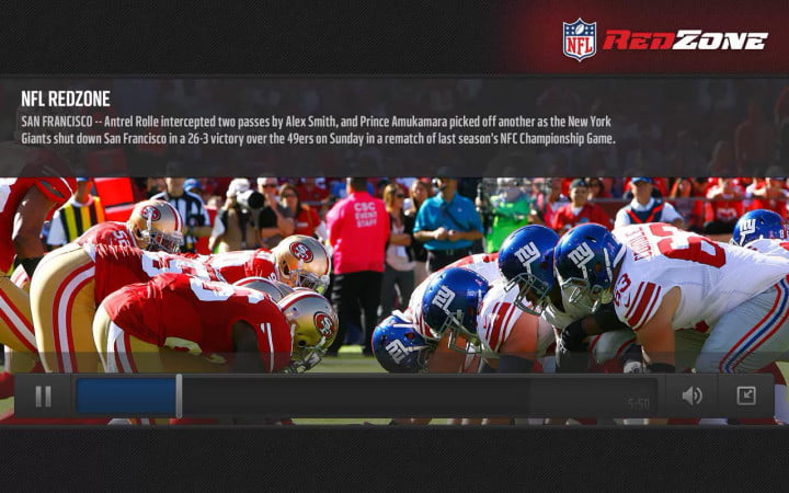 the nfl unveils new apps for mobile domination but why stop there app verizon redzone