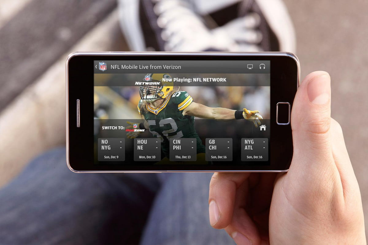 the nfl unveils new apps for mobile domination but why stop there