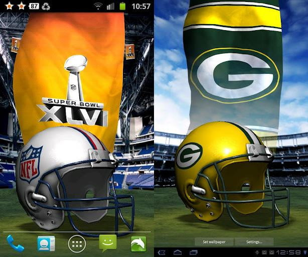 nfl wallpapers screenshot football app pro
