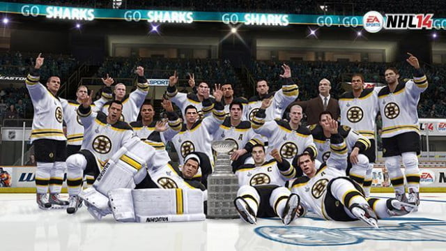 ea sports nhl  crowns new stanley cup champ
