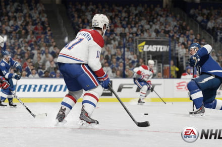 NHL 15 screenshot 4