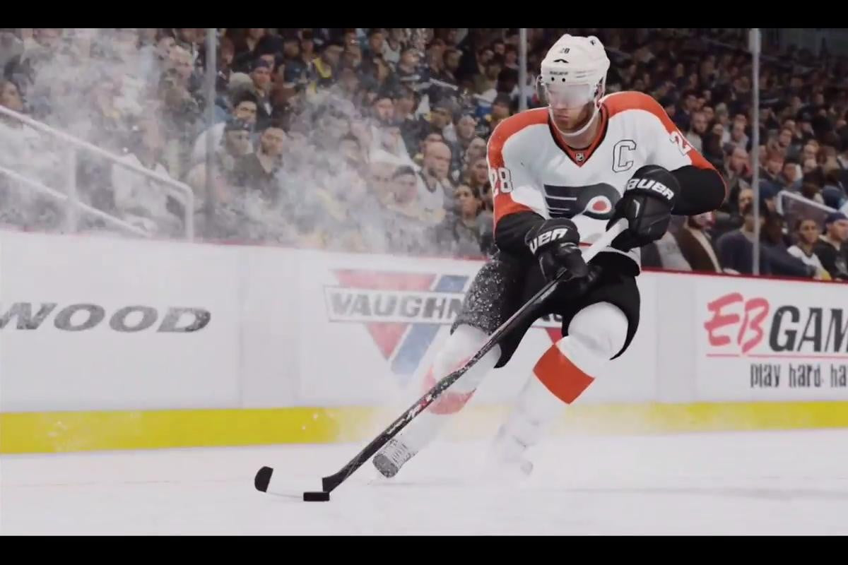 Physicality is the name of the game with NHL 16