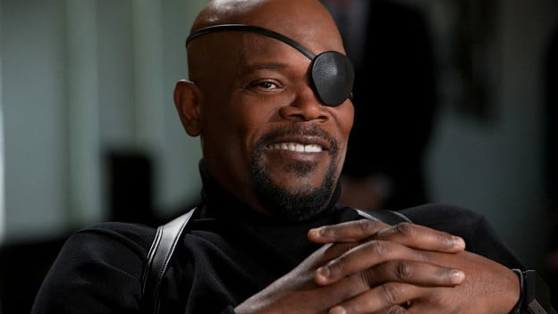 Nick Fury - The Avengers