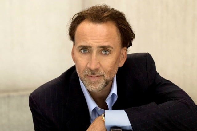 Nicolas Cage heads to the near future in sci-fi/action flick 'The Humanity Bureau'