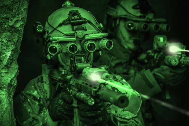bae systems night vision thermal imaging