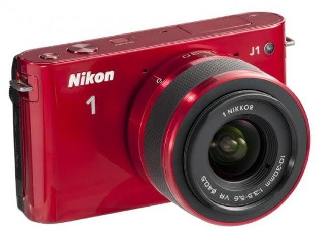 Nikon-1-J1-Red-Front-Angle-RP