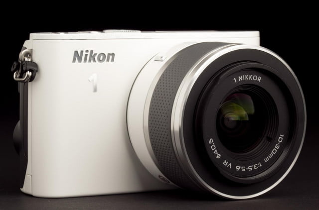 nikon lowers  profit target due to weak demand for mirrorless cams j front right angle