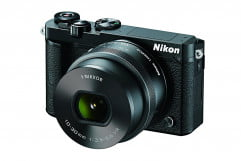 nikon  j review mirrorless digital camera