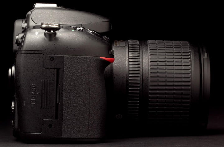 nikon d  review right side lens