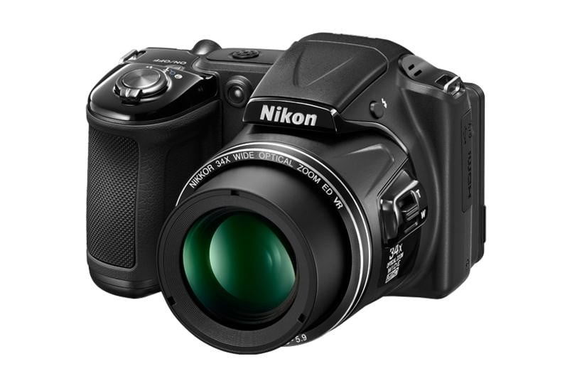 Nikon Coolpix L830 Black