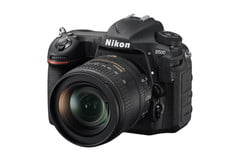 nikon d  review press