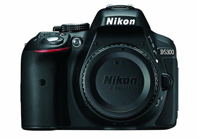 nikon d dslr camera body deal