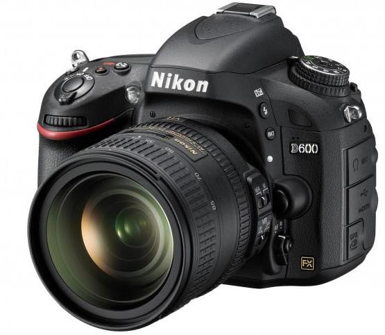 nikon d600 dslr digital camera