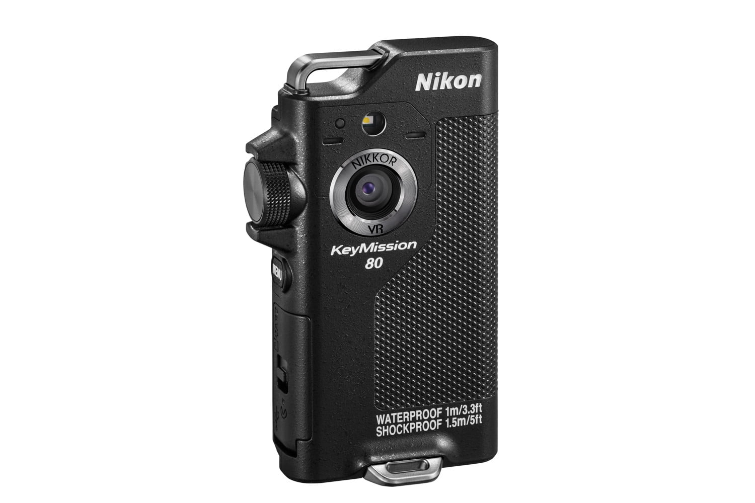 Nikon Introduces 3 `KeyMission' Action Video Cameras