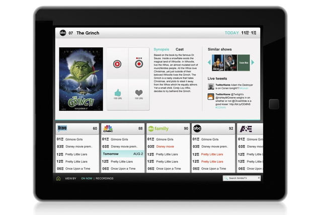 nimbletv officially launches new york city streams cable shows mobile ipad tv guide