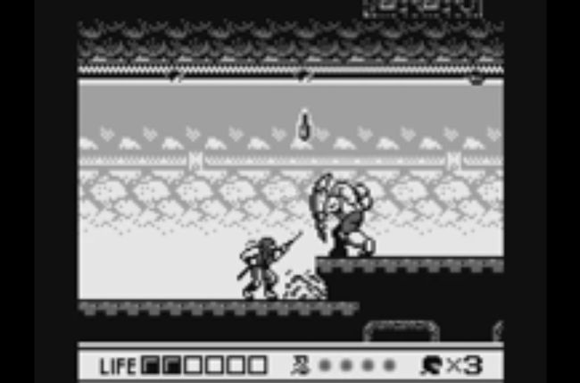 Ninja Gaiden Shadow Screen 1