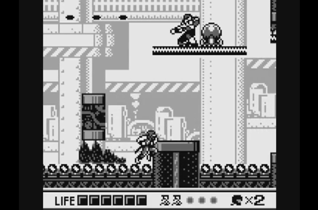 Ninja Gaiden Shadow Screen 3