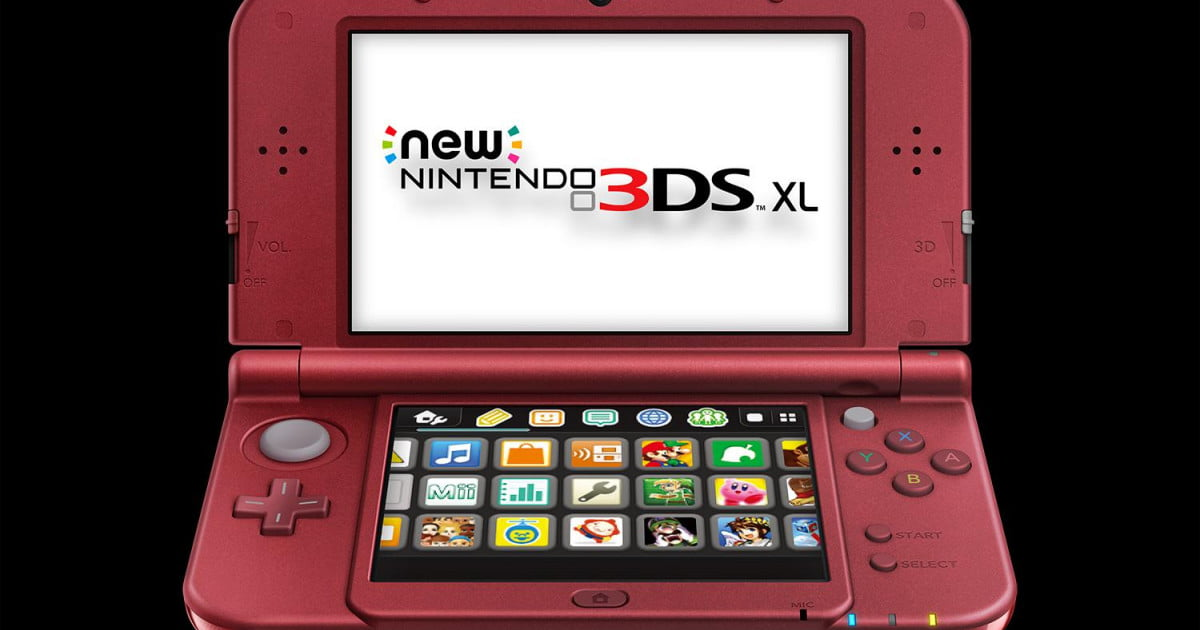 new nintendo 3ds xl review handheld gaming console. Black Bedroom Furniture Sets. Home Design Ideas