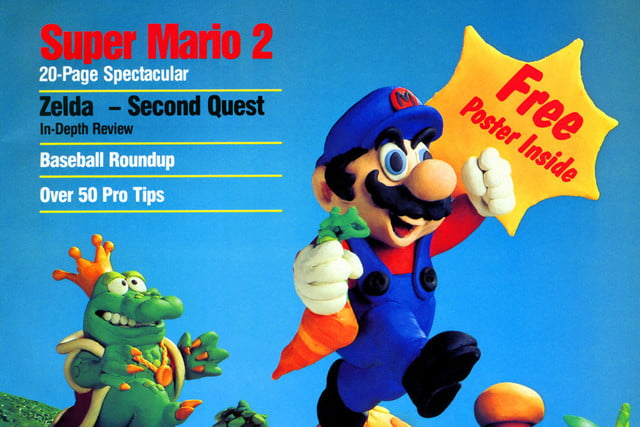 Nintendo Power Pdf Archiver